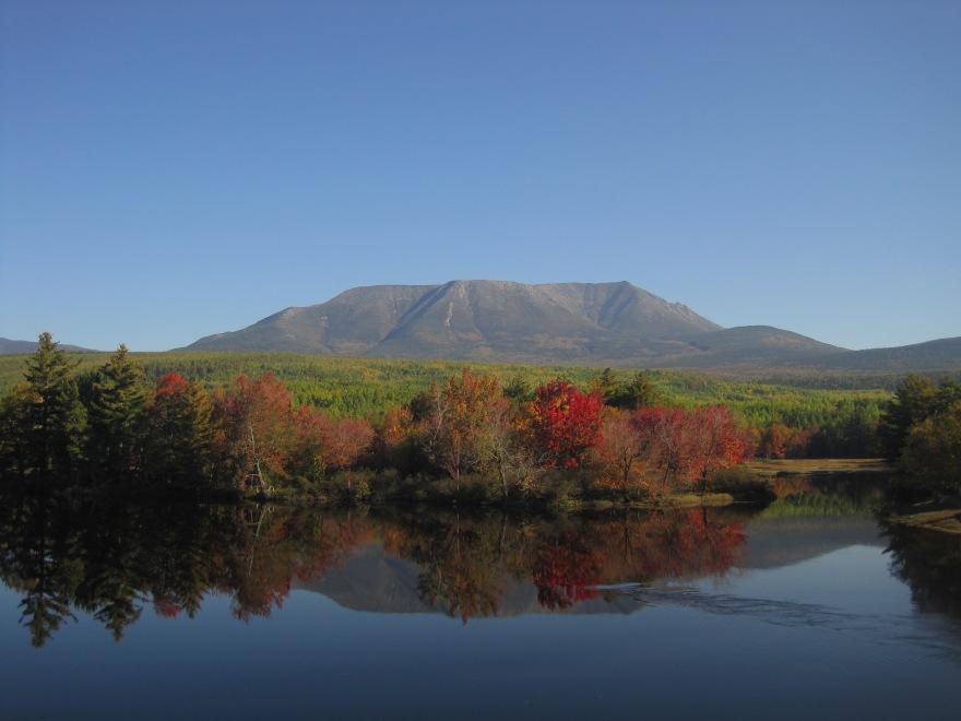 Mount Katahdin, hello.